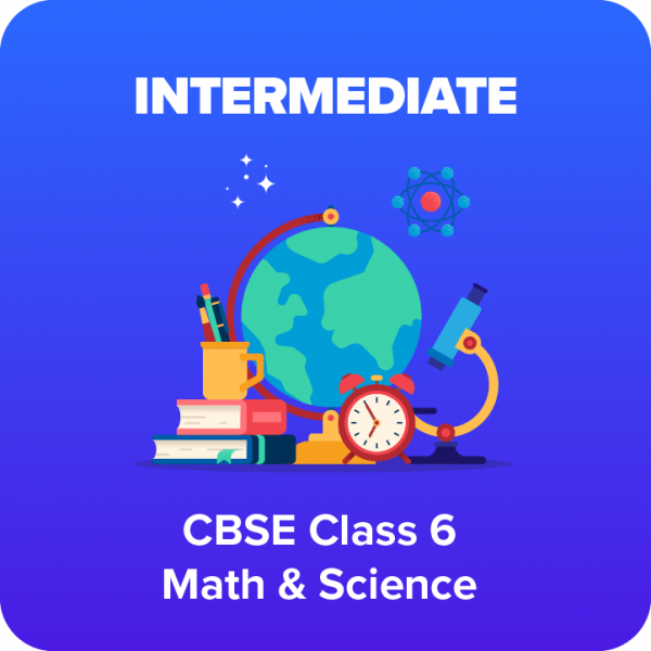 CBSE Class 6 Math and Science