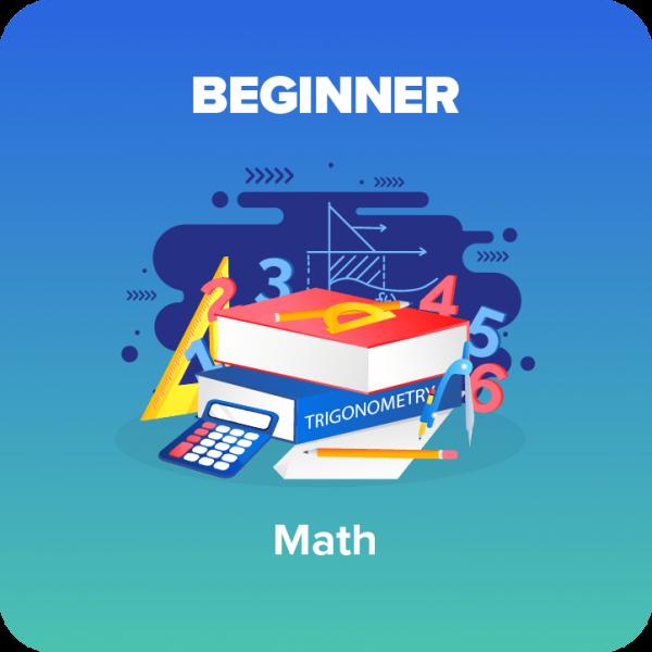 Beginner Math Course